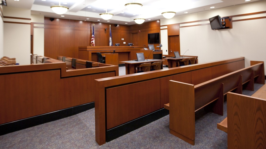 Probate Courtroom