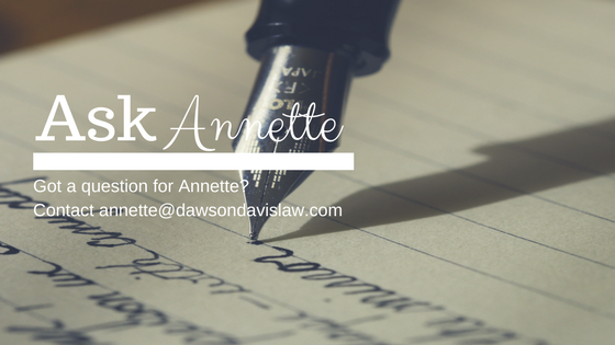 Ask Annette